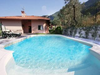Beautiful villa, lakeview, POOL & private beach, Bellagio