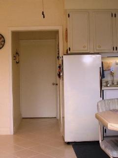 Villa #23 Kitchen/Living Room