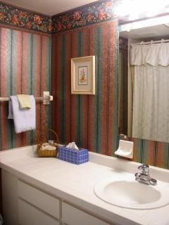 Villa #46 Guest Bathroom