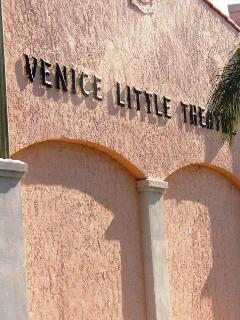 Downtown Venice Island Little Theater