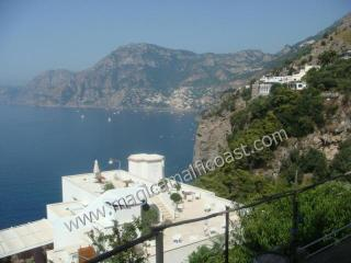 Casa Ambra - view to Positano and Capri, WIFI, parking