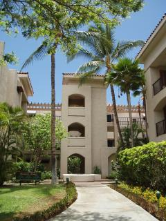 The Shores is an upscale, gated resort destination.