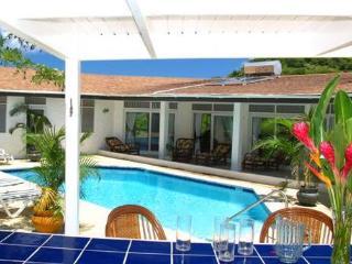 5 Bedroom hillside villa in an acre of lush landscaped gardens, Cap Estate