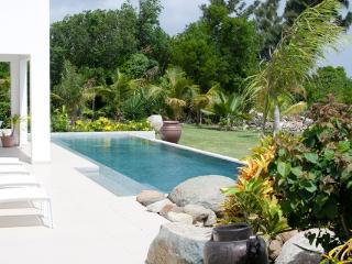 Coral Villa, Terres Basses