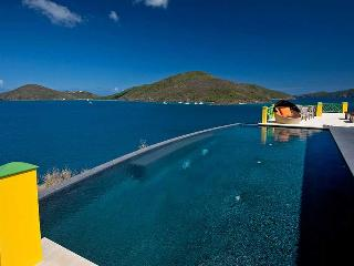 Golden Pavilion, Tortola