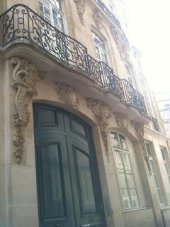XVIIIth century building in the neighborhood