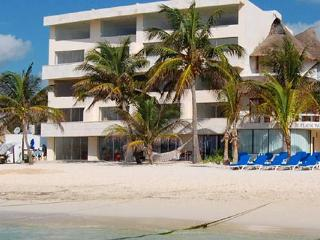 Ground Floor Directly on the Sand- True Oceanfront, Playa del Carmen