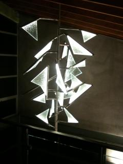 'Shattered' - Entry Light Assemble