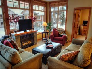 The Jeffery's Sun Peaks Winter Retreat