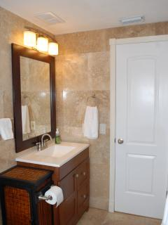 Two Bedroom Suite Bath Sink