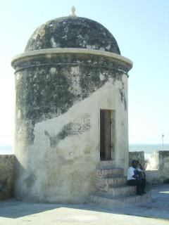 Garita on the Old Walls