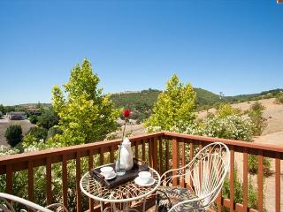 Panoramic Views, Deer, Birds and Tranquility Above Downtown Paso Robles
