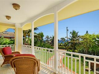 Alohilani - Gated Estate 5 Bedroom Villa with a Pool, Poipu