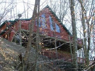 Cabin by the Lake, Nantahala Township