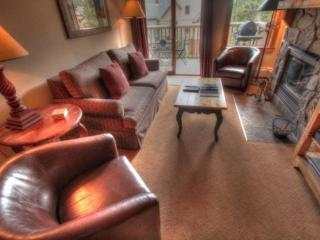 Keystone: 2 bedroom at 2262 Red Hawk Lodge