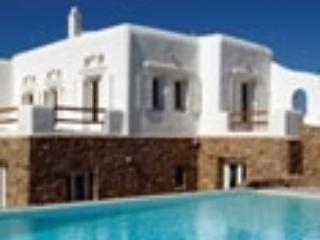 Villa Rhenianos Estates Luxury villas to rent on Mykonos - Greece
