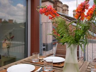 Design Apartment PENZING with a beautiful terrace, Vienne