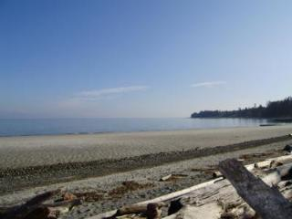 Spectacular 3 Bedroom Comox Valley Beach Front Home at Miracle Beach
