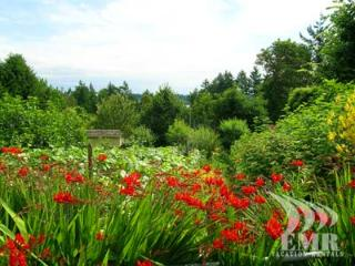Tranquil and Stunning Victoria 4 Bedroom Lake View and Acreage Estate, Saanichton