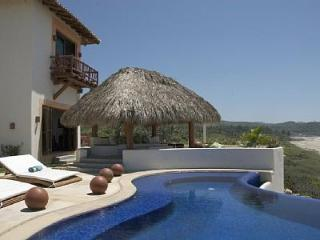 Zihuatanejo/Mexican Riviera Beachfront Villa