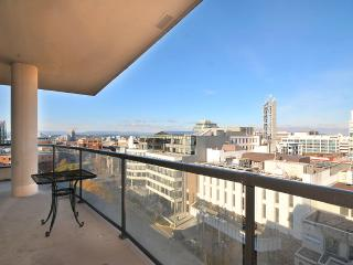 Downtown Victoria 1 Bedroom Condo With Sweeping Views of City and Mountains