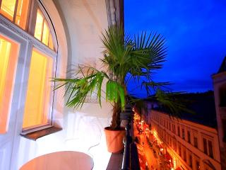 Raday Eclectic Suite, Art Nouveau,125sqm, WiFi AC, Budapest