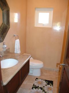 Powder Room (off Living Room)