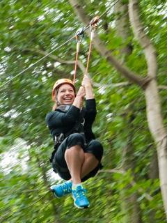 Harpers Ferry Canopy Tour