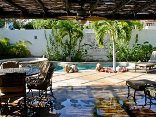 View From Living Area - Indoor/Outdoor Living