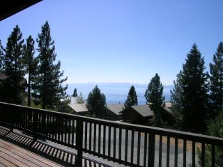 Spectacular Lake & Ski View