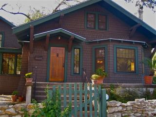Austin Historical Landmark Home, 1/2 Acre Grounds