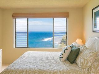 Alii Kai 4202: Amazing oceanfront views, your private piece of paradise!