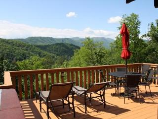 Moonshine Cabin --secluded mountain top!, Pigeon Forge