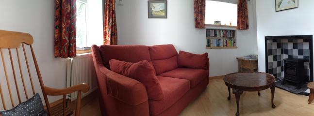 Panoramic view of Sitting Room