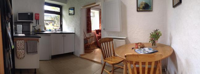Panoramic view of Kitchen-Diner