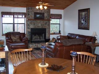 "SPECIAL ""Eagles Nest 2 Rest"" Cabin, WiFi- Great Views!"