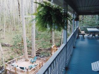 GREAT CABIN- HOT TUB - CREEK - CLEAN - STELLAR REVIEWS !!! - Creek n'Woods II