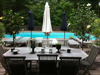 Labor Day Weekend:  Beautiful East Hampton Home