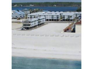 Lani Kai Walk To Hangout! view of Gulf From Balcon, Gulf Shores
