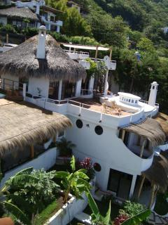Exterior View of La Casa Colibri