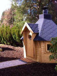 New BBQ Hut 2013