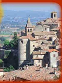 Anghiari voted one of the most beautiful hilltop towns