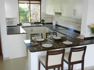 Fully equipped luxury kitchen