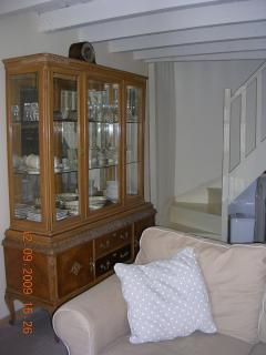 entrance / sitting room