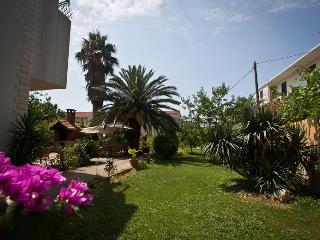 Villa Juradin garden view