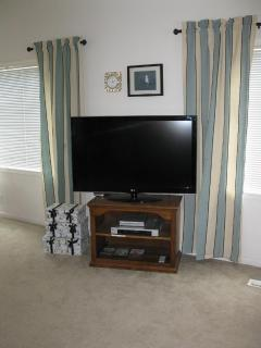 47 inch Big Screen in Front Room
