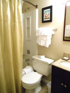 207 MOUNTAIN LODGE - 2nd. bath completely renovated w/ tub-shower