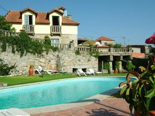 3bdr Villa w/ gymnasium pool near Viana do Castelo