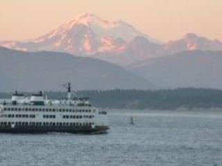 Ferry From Anacortes