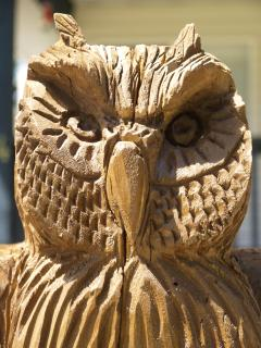 One of our carvings